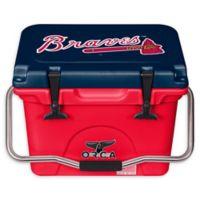 MLB Atlanta Braves 20 qt. ORCA Cooler