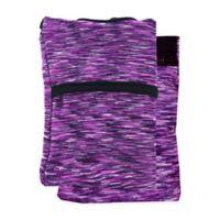 Sprigs® Journey Out 2-Pocket Phone Wrist Wallet in Purple/Black