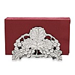 Arthur Court Designs Grape 6-Inch Napkin Holder