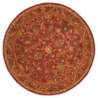 Safavieh Antiquity 6' x 6' Peyton Rug in Red
