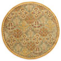 Safavieh Antiquity 6' x 6' Estera Rug in Light Blue