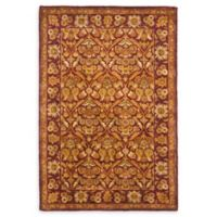 Safavieh Antiquity 4' x 6' Tullah Rug in Wine