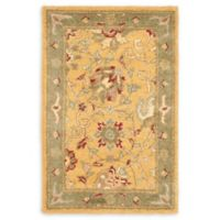 Safavieh Antiquity 2'3 x 4' Brielle Rug in Gold