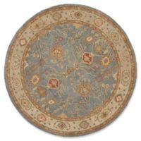 Safavieh Antiquity 3'6 x 3'6 Bara Rug in Blue