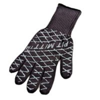 Charcoal Companion Pit Mitt® BBQ Glove in Black