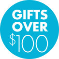 Gifts Over $100 Promo Image