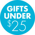Gifts Under $25 Promo Image