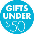 Gifts Under $50 Promo Image