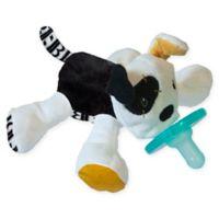 Mary Meyer WubbaNub™ Puppy Infant Pacifier in Black/White