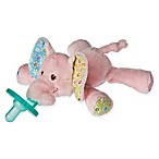 Mary Meyer WubbaNub™ Pink Elephant Infant Pacifier