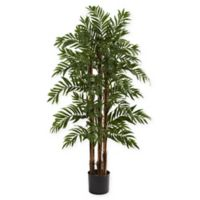 Nearly Natural 48-Inch Parlour Artificial Palm Tree