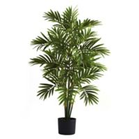 Nearly Natural 3-Foot Artificial Areca Palm Tree in Planter