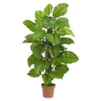 Nearly Natural Real Touch 52-Inch Artificial Philodendron Plant