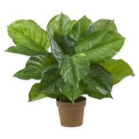Nearly Natural Real Touch 27-Inch Artificial Philodendron Plant