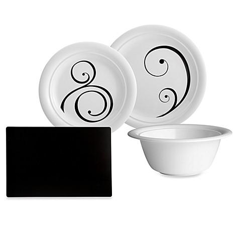 Zak! Designs® Urbana Melamine Dinnerware  sc 1 st  Bed Bath u0026 Beyond & Zak! Designs® Urbana Melamine Dinnerware - Bed Bath u0026 Beyond