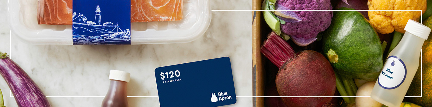 Blue Apron Gift Cards