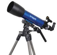 Meade® Instruments Infinity Series 102mm Refractor Telescope in Blue