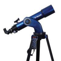 Meade® Instruments StarNavigator NG 102mm Achromatic Refractor Telescope in Blue