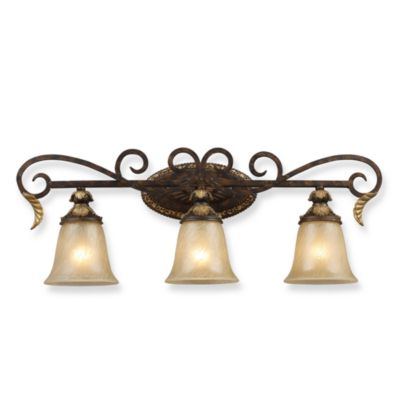 Buy Elk Lighting 3-Light Vanity Wall Lighting from Bed Bath & Beyond