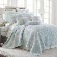 Levtex Home Fairmount Reversible Twin Quilt Set in Spa