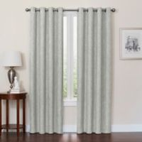 Quinn 54-Inch Grommet Top 100% Blackout Window Curtain Panel in Jadestone