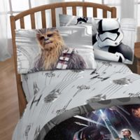 Star Wars™ Episode 8 Epic Poster Twin Sheet Set in Grey