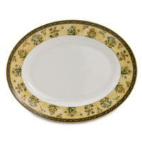 Wedgwood® india 13 3/4-Inch Oval Platter