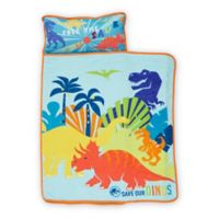 """Jurassic World™ """"Save Our Dinos"""" Nap Mat in Blue"""
