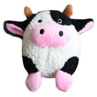 Patchwork Chubbie Cow Toy