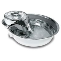 Pioneer Pet Big Max Fountain in Stainless Steel