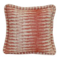 Jungalow by Justina Blakeney Boogie Square Throw Pillow in Rust