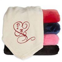Couple In Love Fleece Blankets