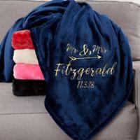 Sparkling Love 50-Inch x 60-Inch Fleece Blanket