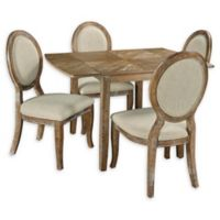 Powell McKenzie 5-Piece Dining Table Set