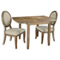Powell McKenzie 3-Piece Dining Table Set