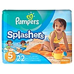 Pampers® Splashers 22-Count Size 5 Disposable Swim Pants