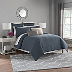 Haven King Duvet Cover Set in Slate
