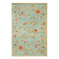 Safavieh Tobin Blue/Multi 8-Foot 9-Inch x 12-Foot Room Size Rug