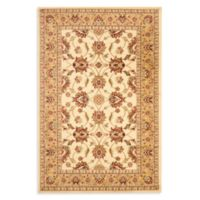 Safavieh Vanity 4-Foot x 6-Foot Accent Rug in Ivory/Beige