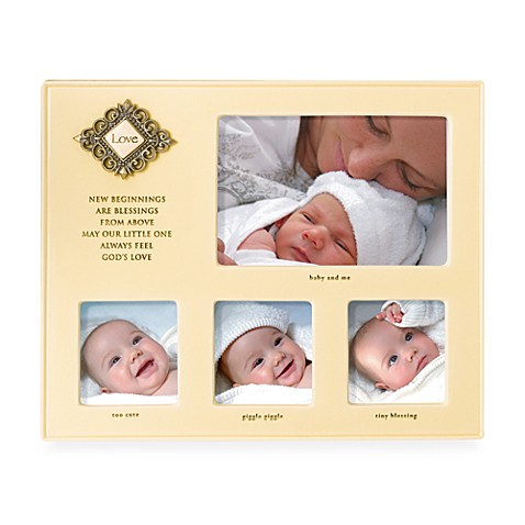 New Beginnings Baby Collage Frame