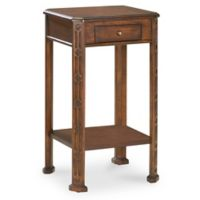 Butler Specialty Company Moyer Accent Table in Plantation Cherry