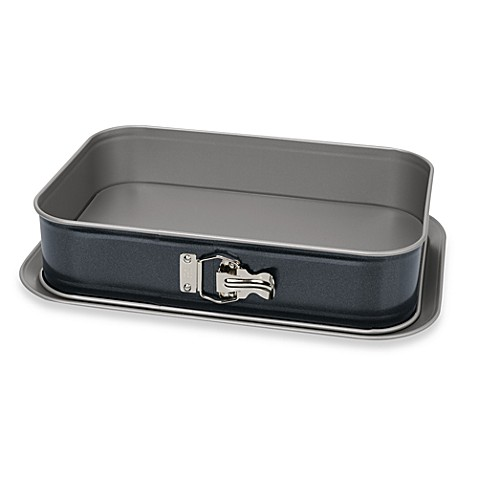 Kaiser Springform Cake Pan Rectangular
