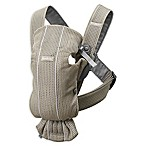 BABYBJÖRN® Baby Carrier Mini with 3D Mesh in Greige