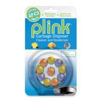PLink® 20-Count Garbage Disposal Cleaner & Deodorizer Value Pack