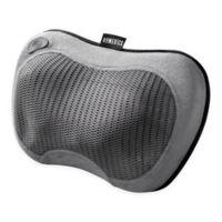 HoMedics® Cordless Shiatsu All Body Massager with HeatRelax in Grey