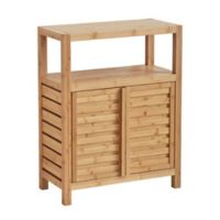 Haven Bamboo Floor Cabinet in Natural