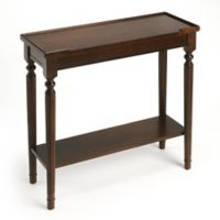 Butler Specialty Company Aubrey Console Table in Plantation Cherry