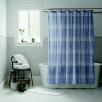 Ugg® Aira 72-Inch x 84-Inch Shower Curtain in Navy