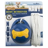 America's Navy Buoy Dog Toy