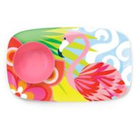 French Bull® Tropic Fantasia Rectangular Platters (Set of 2)